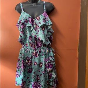 New With Tags Floral Dress